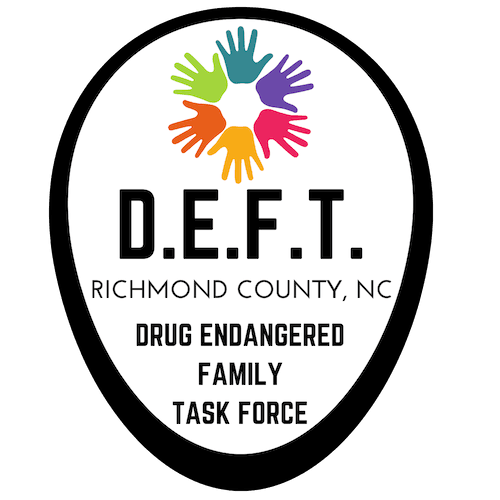 Drug Endangered Families Taskforce Logo