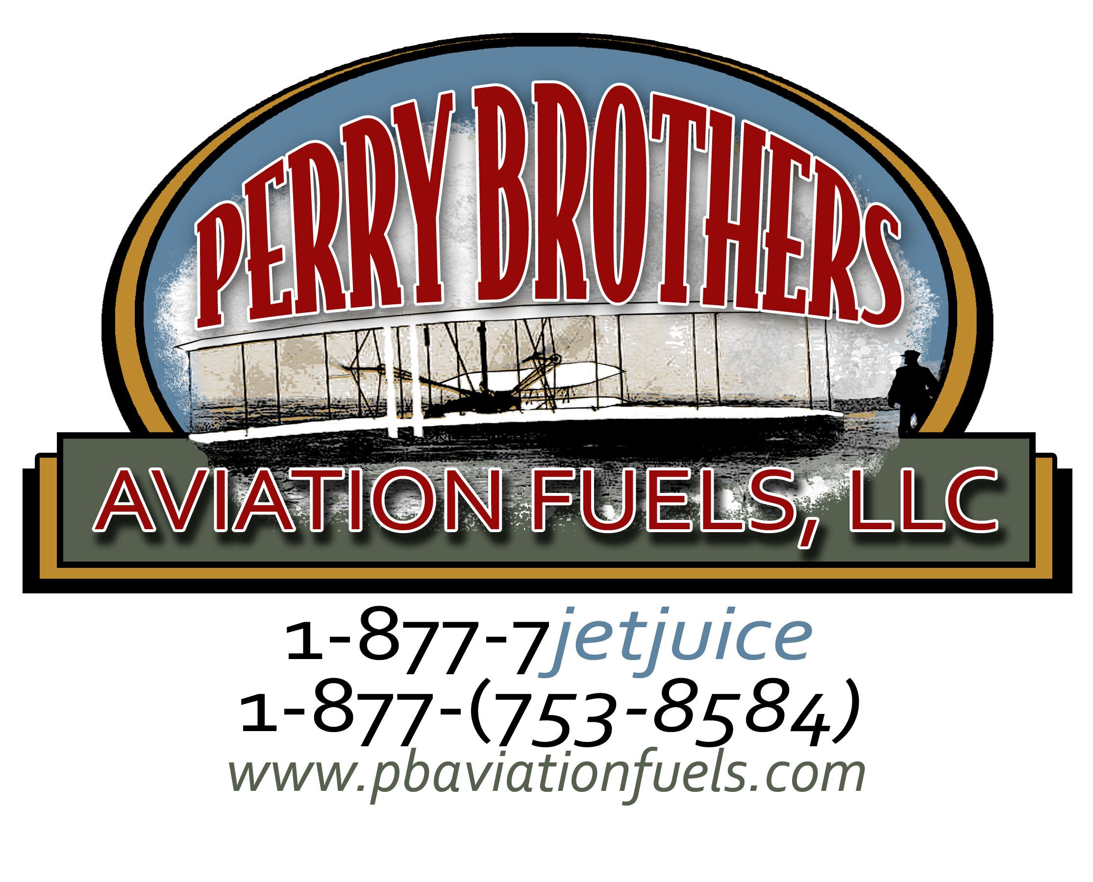 Perry Brothers Aviation Logo