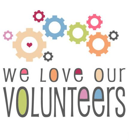 We Love Our Volunteers