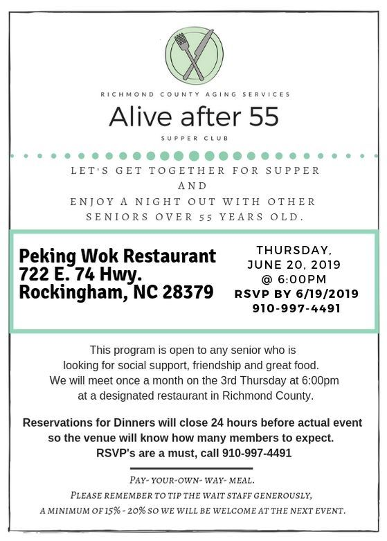 Peking Wok June 2019