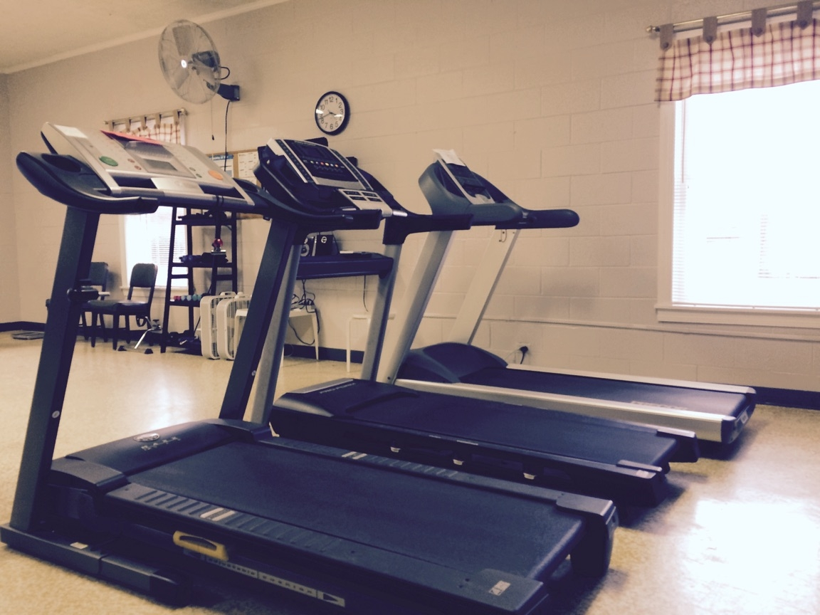 exercise room 2